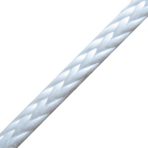 34780200000 12 voudig voorgerekt polyester 6mm wit Tuned Rigs & ropes