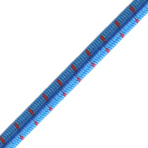 49080100910 elastiek 8 mm blauw Tuned Rigs & ropes