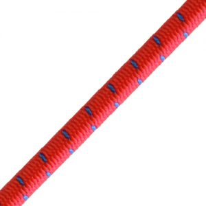 49060100960 elastiek 6 mm rood Tuned Rigs & ropes