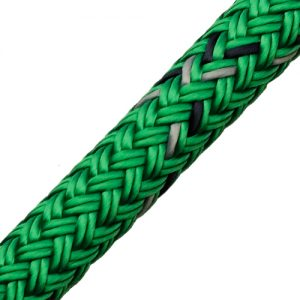 59120200927 dyneema racing 12 mm groen Tuned Rigs & ropes