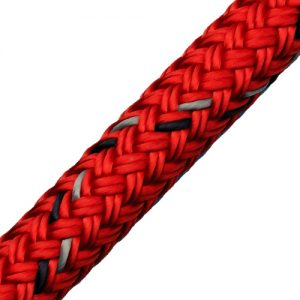 59120200960 dyneema racing 12 mm rood Tuned Rigs & ropes