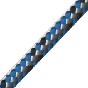 Enlish Braids 17060100968 sprintline 6 mm blauw Tuned Rigs & ropes