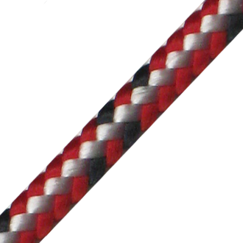 Enlish Braids 17060100956 sprintline 6 mm rood Tuned Rigs & ropes