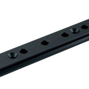 22mm SB rail CB 360cm voor pinstop kar
