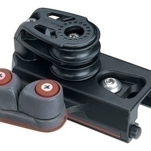 32mm BB 2 schijfs eindstuk met klem (2)