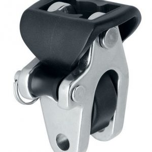 32mm BB stand up toggle met 1 oor