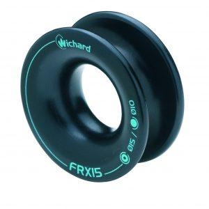 FRX10 aluminium thimble 8mm lijn