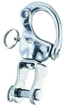 Snapsluiting HR wartelgaffel 70mm